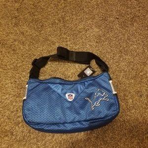 NFL Detroit Lions purse